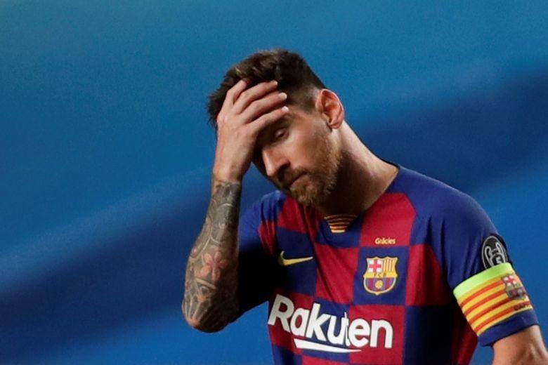 Messi: Tôi muốn ông ấy phải mất việc cuối tuần này - ảnh 1