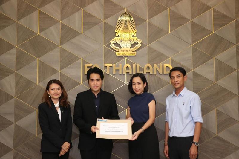 Bà Pang tài trợ cho LĐBĐ Thái Lan nửa triệu USD - ảnh 1