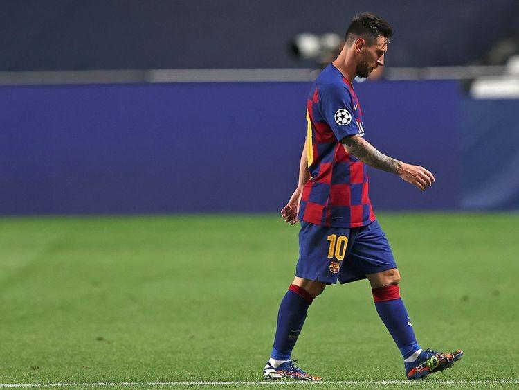 Koeman thuyết phục Messi ở lại Barcelona bất thành - ảnh 1
