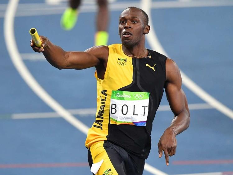 Sterling có dính COVID-19 cùng Usain Bolt? - ảnh 1