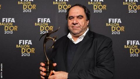 Cựu Chủ tịch Liên đoàn bóng đá bị vây bắt như... 'khủng bố' - ảnh 1