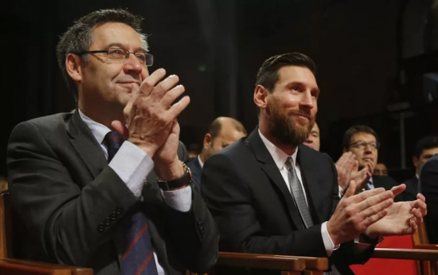 'Cò' nói về vụ Messi: 'Chỉ là chiêu trò trước đại hội' - ảnh 1