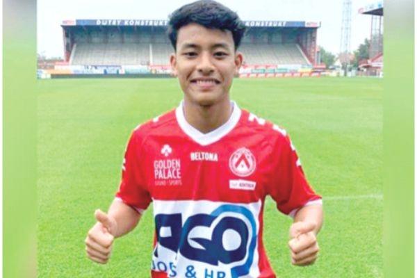 Tài năng trẻ Malaysia sang Bỉ, ra sân và ghi bàn - ảnh 1