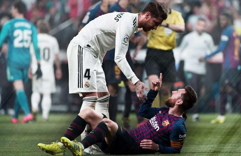 Sergio Ramos nói gì nếu Messi ra đi? - ảnh 2