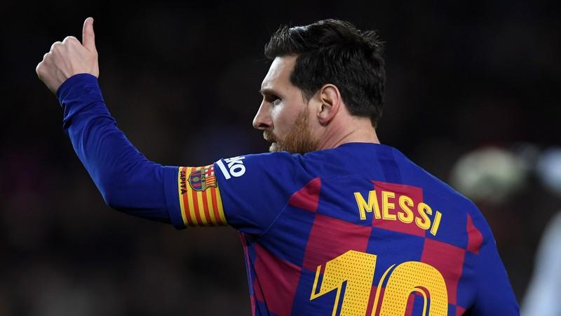Bố Messi: 'Con tôi có thể ở lại Barcelona' - ảnh 1