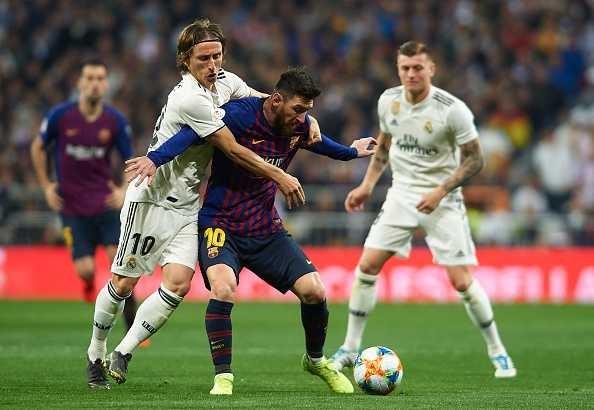 Modric nói về Messi: 'Như Ronaldo, rồi cũng xong' - ảnh 1