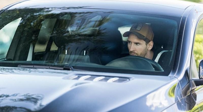 Hôm qua, Messi mới được tập chung cùng Barcelona - ảnh 1