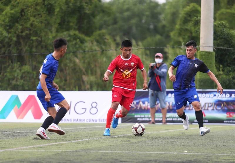 Giải bóng đá phủi Sài Gòn: Nóng ngay từ đầu - ảnh 1