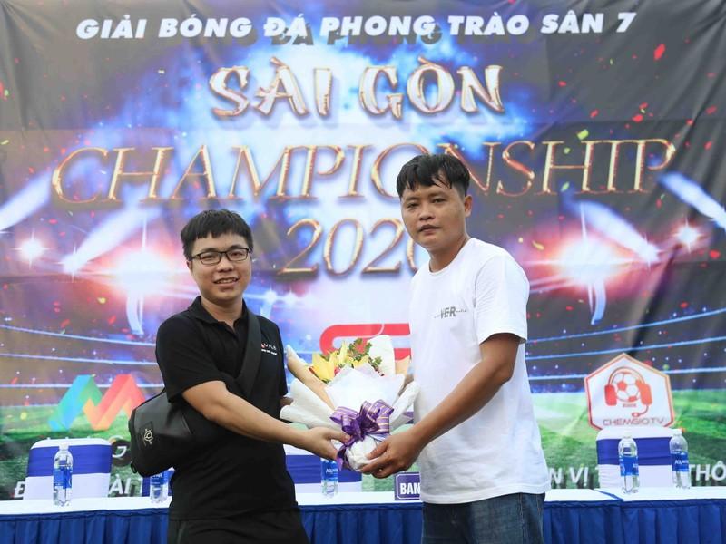 Giải bóng đá phủi Sài Gòn: Nóng ngay từ đầu - ảnh 3