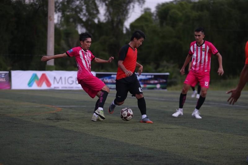 Đánh bại 'Tổ Nát' FC của Ngọc Thanh, Bưng Biền lên ngôi - ảnh 2