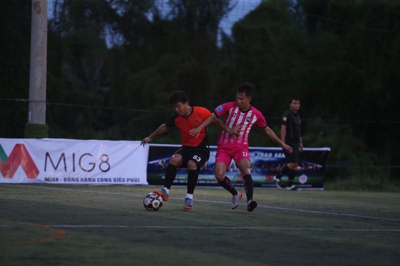 Đánh bại 'Tổ Nát' FC của Ngọc Thanh, Bưng Biền lên ngôi - ảnh 1