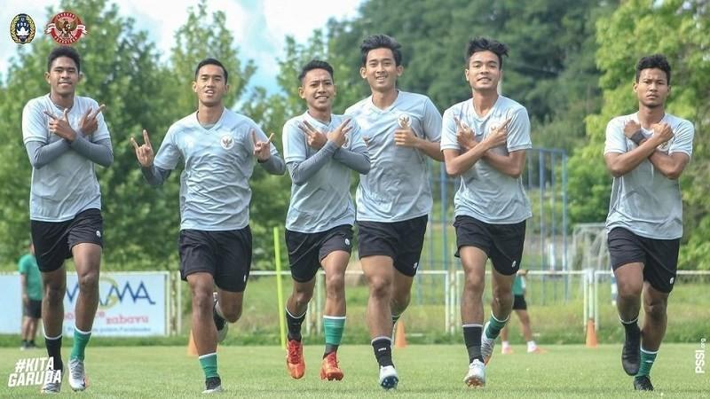 Indonesia quyết tỏ rõ vị thế chủ nhà World Cup - ảnh 1