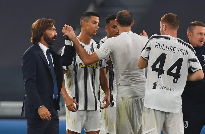 Thầy trẻ Pirlo nói gì về chiến thắng đầu tay ở Juventus - ảnh 1