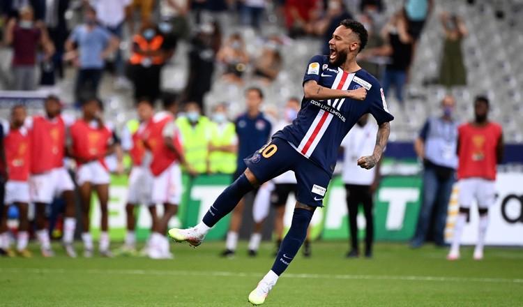 Neymar nợ gì mà nợ dữ! - ảnh 1