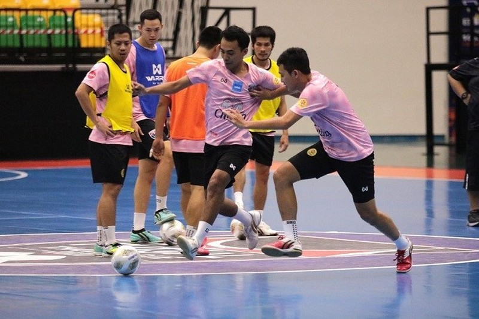 Bóng đá Thái Lan muốn đổi màu huy chương, vô địch châu Á - ảnh 2