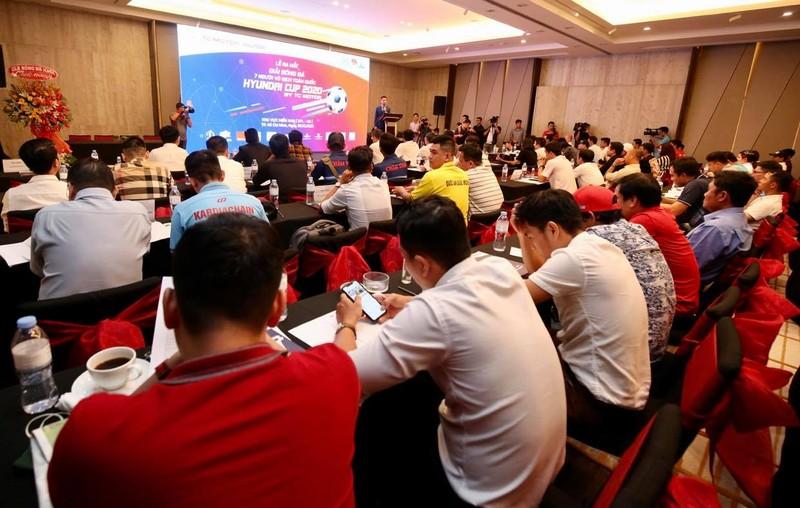 Saigon Premier League S3 vào... 'bệ phóng' - ảnh 1