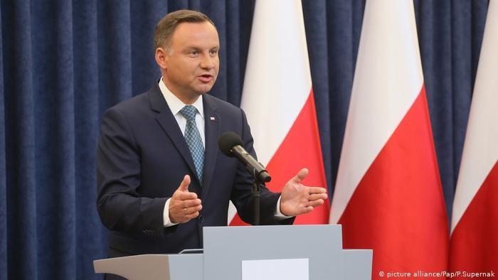 Tổng thống Ba Lan yêu cầu ăn mừng Grand Slam cấp quốc gia - ảnh 1