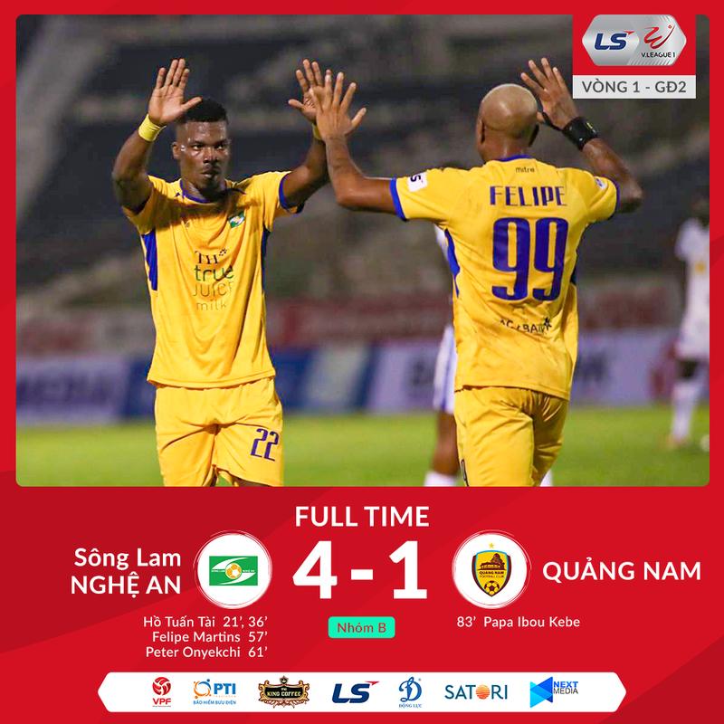 Thua 1-4, cựu vô địch V-League 'chắc suất' rớt hạng - ảnh 1