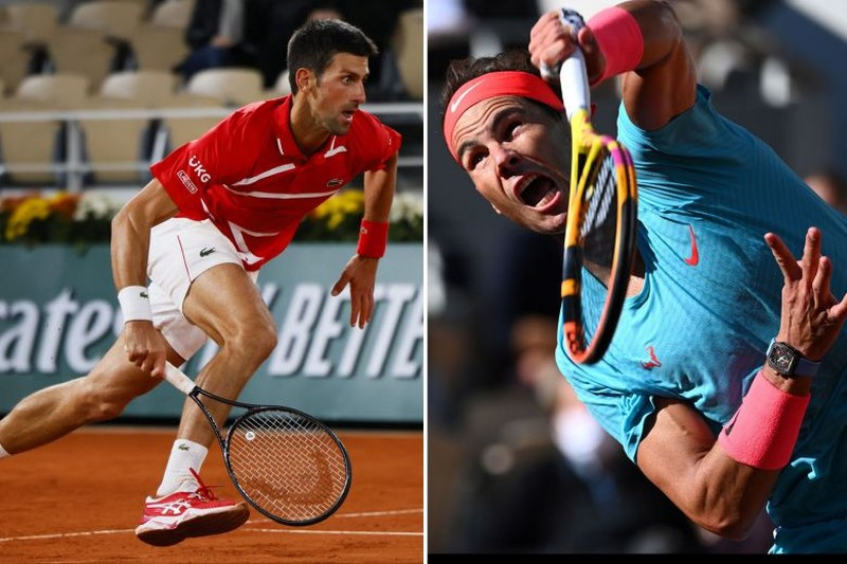 Thua đau khổ, Djokovic khen Nadal hết lời - ảnh 1
