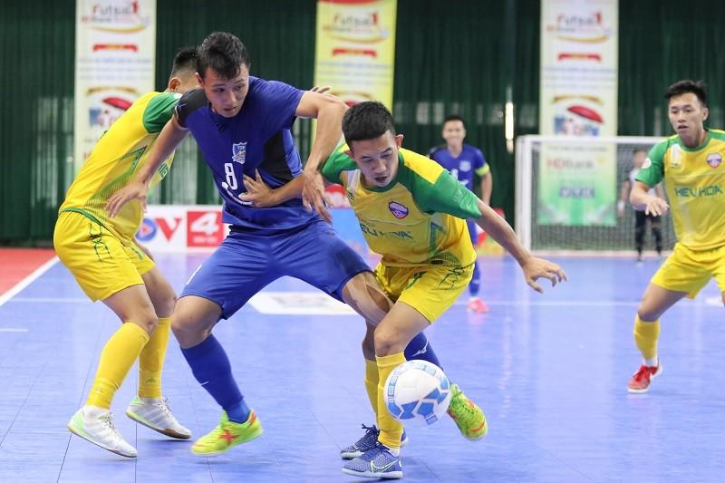 Đà Nẵng chia điểm trước nhà vô địch - ảnh 2