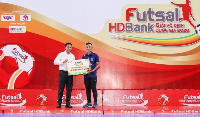 Thái Sơn Nam vô địch, cựu quả bóng vàng giành vua phá lưới - ảnh 5