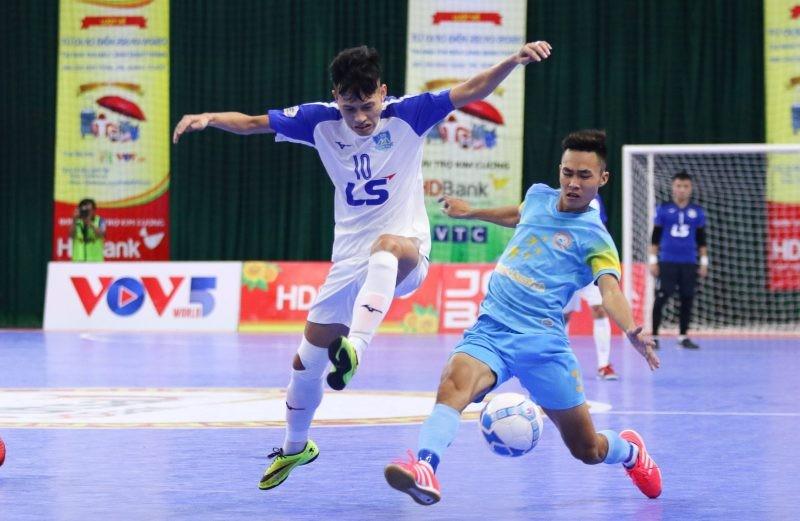 Thái Sơn Nam vô địch, cựu quả bóng vàng giành vua phá lưới - ảnh 1