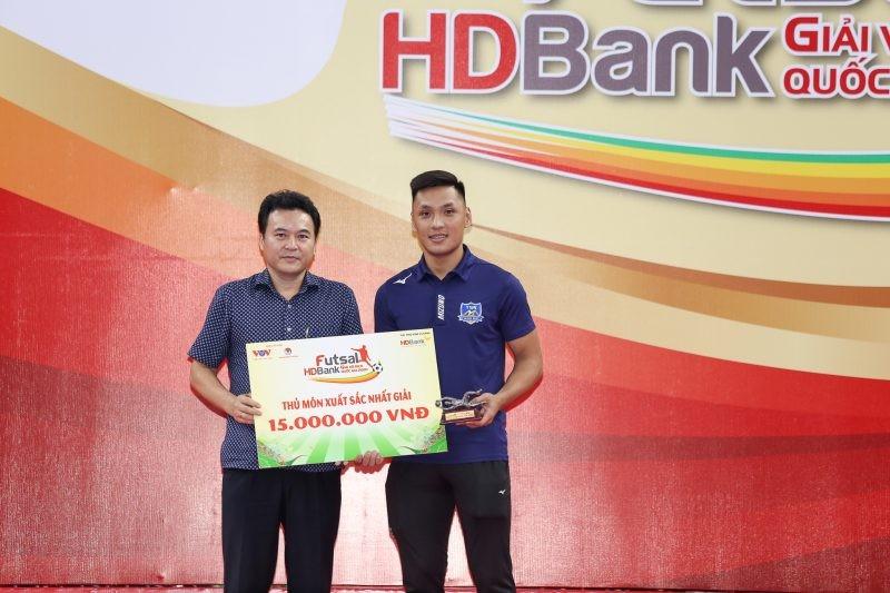 Thái Sơn Nam vô địch, cựu quả bóng vàng giành vua phá lưới - ảnh 2