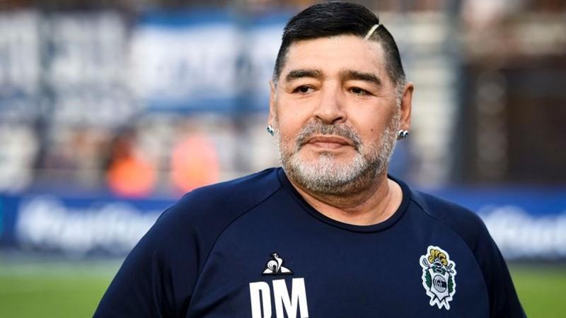 Maradona Livestream trong phòng hồi sức - ảnh 1