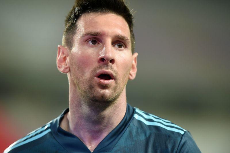 Griezmann 'cúi đầu' xin lỗi Messi? - ảnh 1