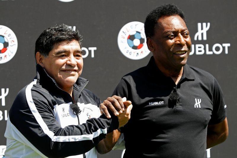 Các nhân vật bóng đá đình đám nói gì về Maradona? - ảnh 1