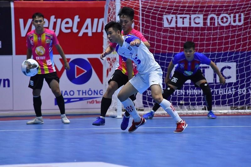 Sanatech Khánh Hòa thành cựu vô địch - ảnh 2