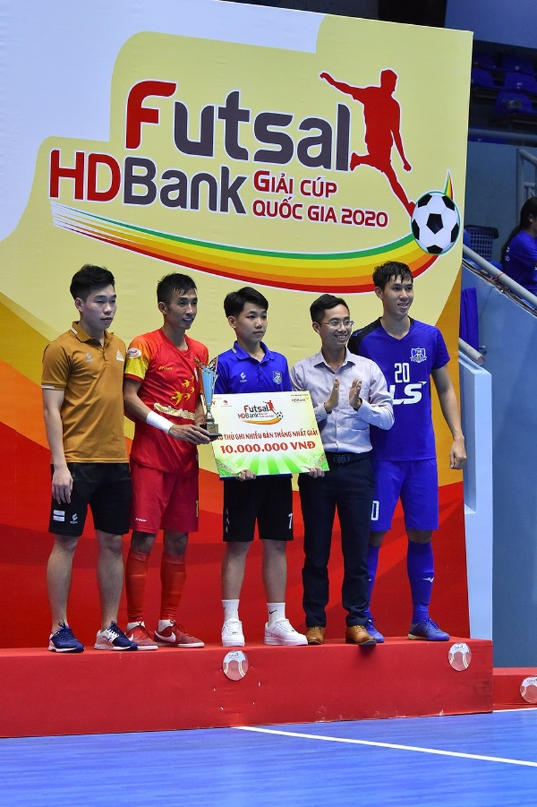 Sanatech Khánh Hòa thành cựu vô địch - ảnh 5