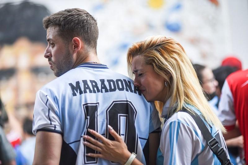 Klopp nói về sự ra đi của Maradona - ảnh 1