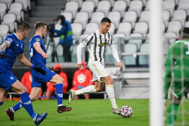 Ronaldo lại lập kỷ lục - ảnh 1