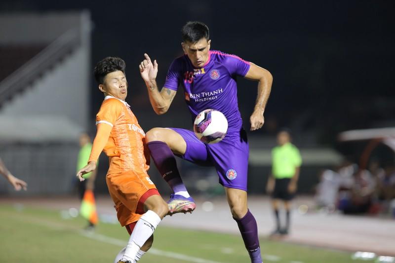 Bình Định thắng Sài Gòn trên sân nhà Nha Trang - ảnh 3