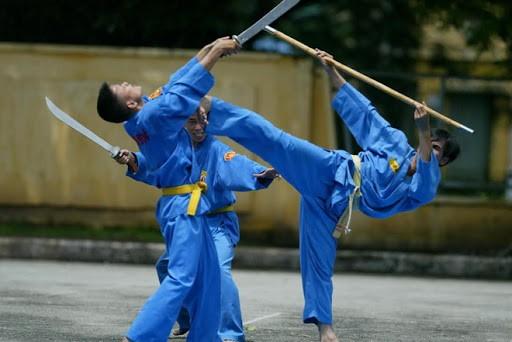 Singapore ngạc nhiên về số môn võ thuật tại SEA Games 31 - ảnh 1