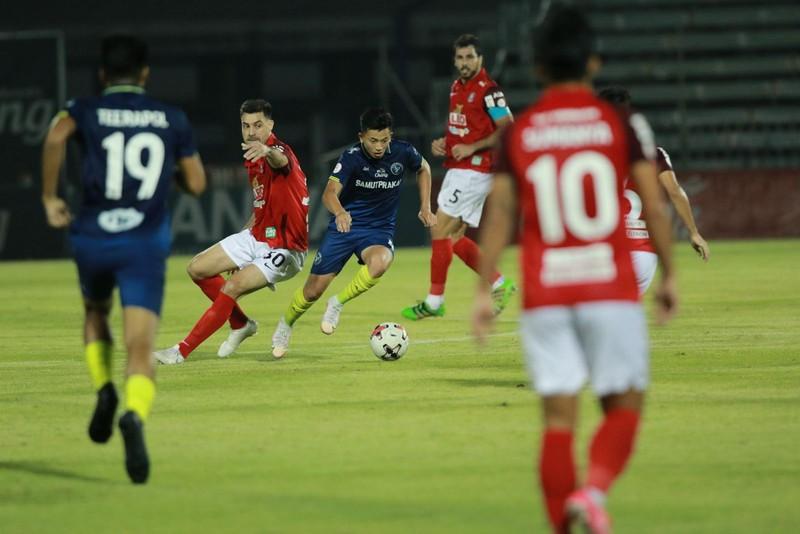 Một chiến thắng nữa, đối thủ Viettel lên ngôi Thai-League - ảnh 2