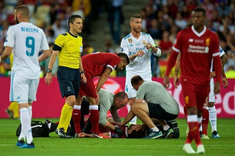 Salah: 'Tôi không dám lại gần Ramos nữa đâu!' - ảnh 2