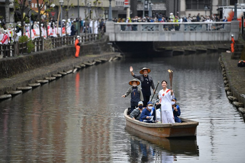 Olympic Tokyo vẫn xám xịt - ảnh 1
