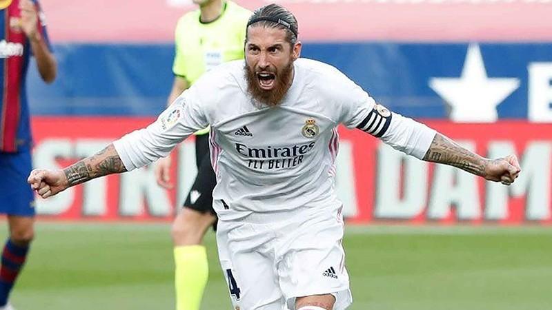 Vắng Ramos, Salah hết sợ và giúp Liverpool ngược dòng - ảnh 1