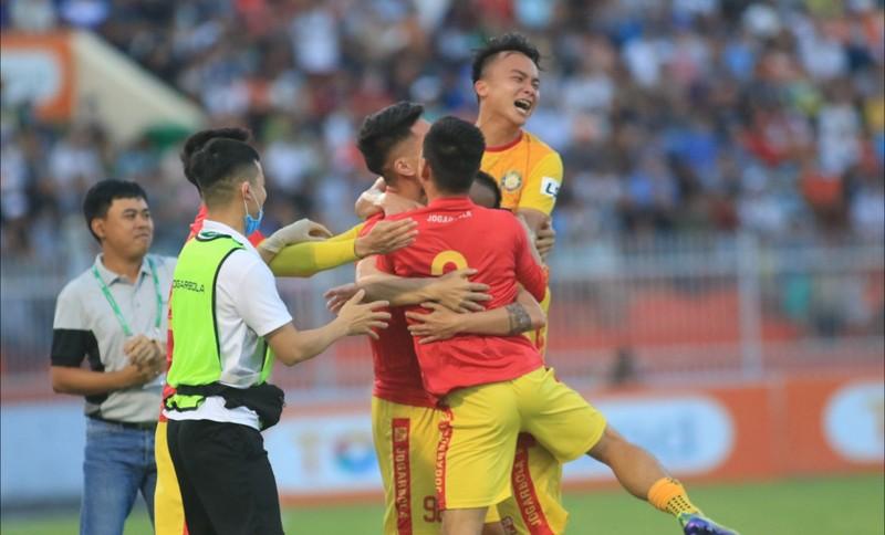 T. Bình Định thua trận thứ hai liên tiếp - ảnh 2