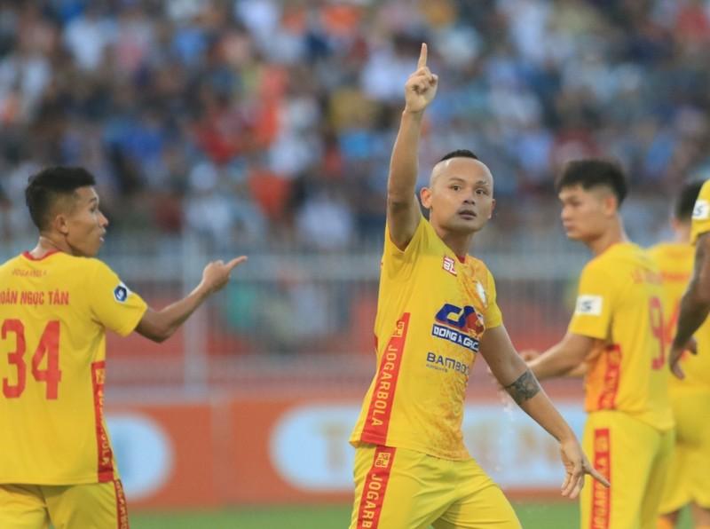 T. Bình Định thua trận thứ hai liên tiếp - ảnh 1