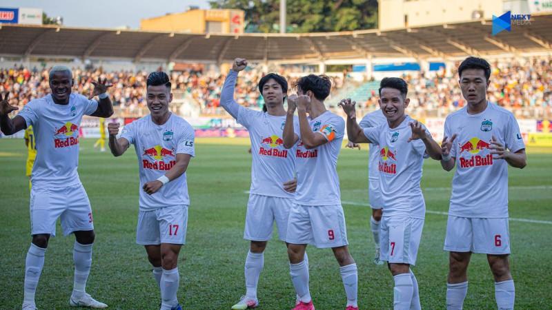 Vòng 10 V- League: HA Gia Lai thắng Hà Nội sau 4 năm - ảnh 2