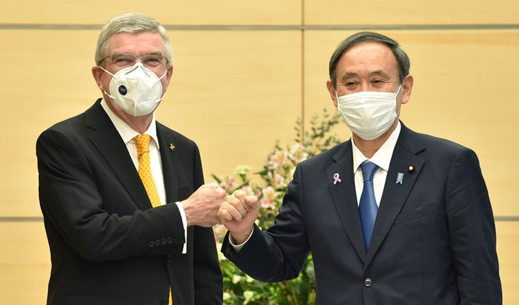 Nhật tính phương án 'rải' Olympic khắp đất nước - ảnh 1