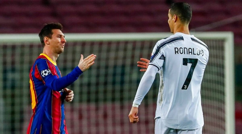 Messi, Ronaldo 'ngửi khói' McGregor - ảnh 1
