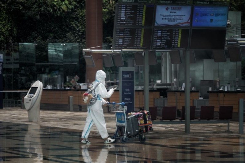Bùng phát dịch ngay tại sân bay Changi, CLB Sài Gòn có lo? - ảnh 1