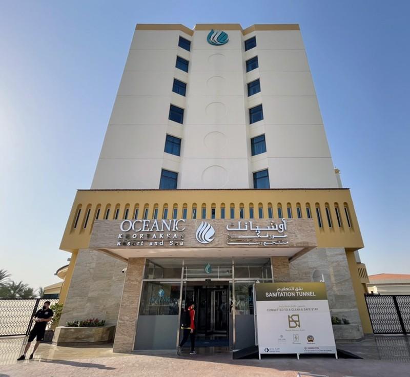 Tuyển VN đã đến UAE săn vé World Cup - ảnh 1