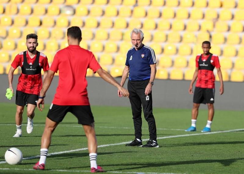 Van Marwijk 'kích hoạt' tuyển UAE - ảnh 1