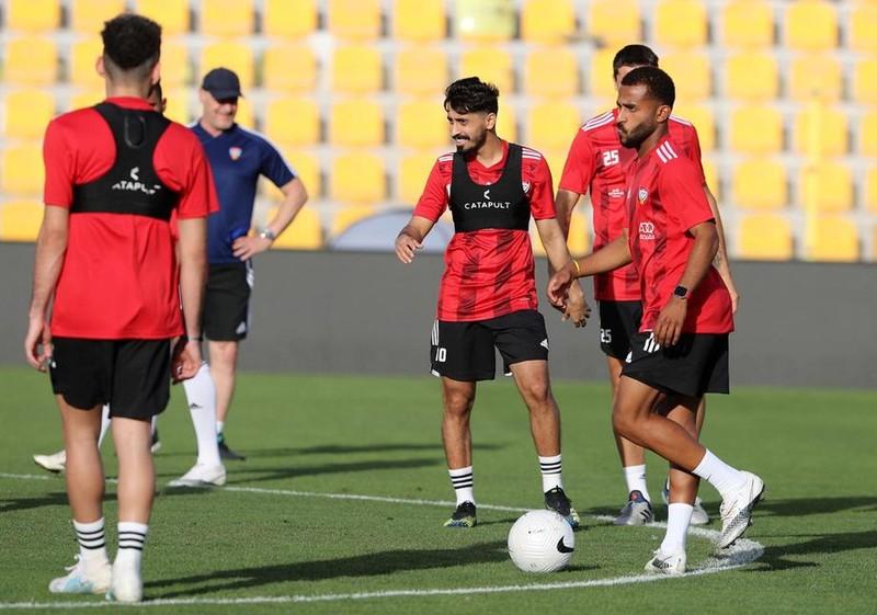 Van Marwijk 'kích hoạt' tuyển UAE - ảnh 3