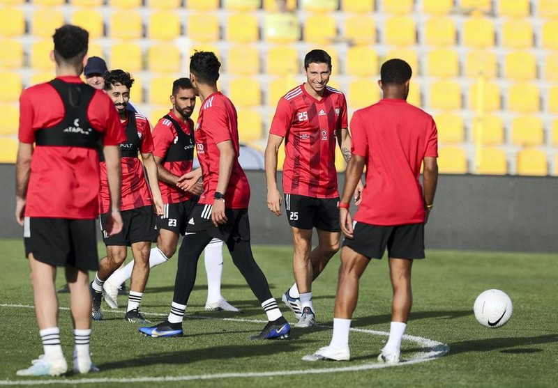 Van Marwijk 'kích hoạt' tuyển UAE - ảnh 5